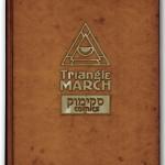 Triangle March コミックスの表紙