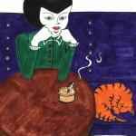 ネコと女と煙草