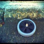 忘れ去られたバギーの車輪