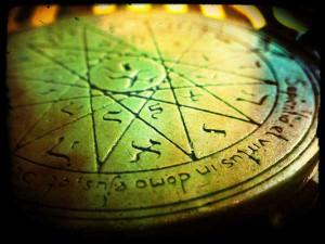 ソロモンの大鍵にある水星の護符